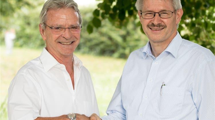 Hans Killer als Präsident verabschiedet – Kurt Schmid übernimmt