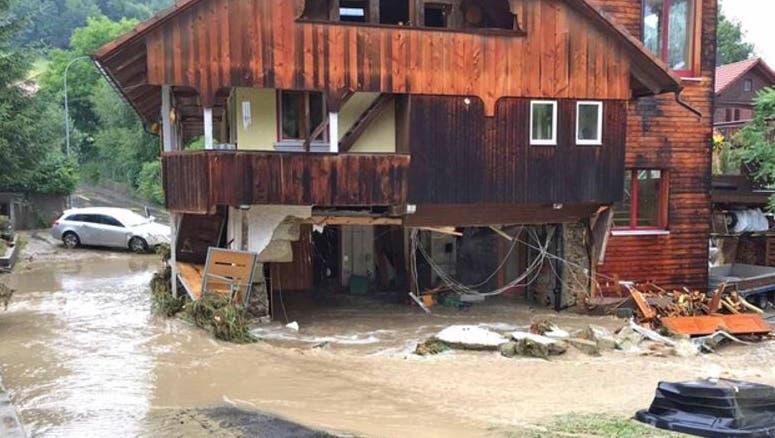 Grossrats-Kommission ist für Millionen-Investition in Hochwasserschutz