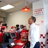Obamas liebste Burger-Bude «Five Guys» kommt in die Schweiz