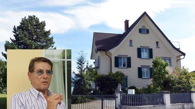 Udo Jürgens 15-Millionen-Franken Villa bis jetzt nicht verkauft