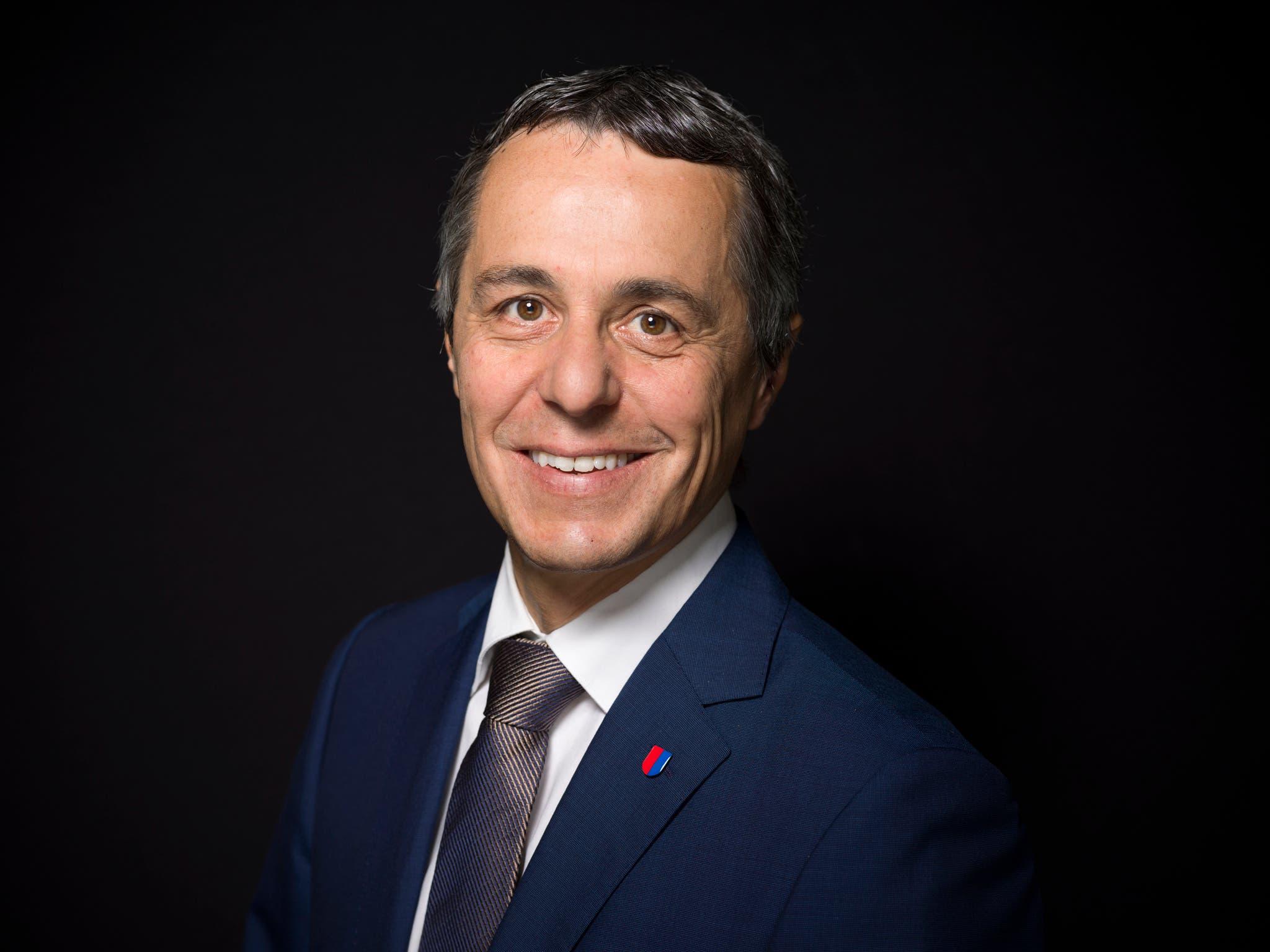 Cassis, Ignazio FDP - Tessin - 2017 bis heute