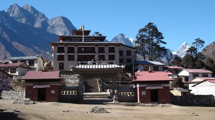 In diesem buddhistischen Kloster soll Ueli Steck seine letzte Ruhe finden