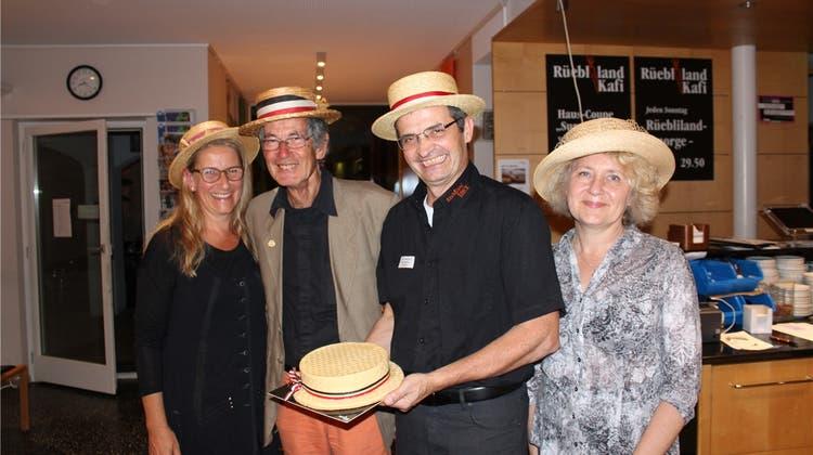 Neue Torte zum Jubiläum: Rüebliland-Beck lanciert den süssen Strohhut