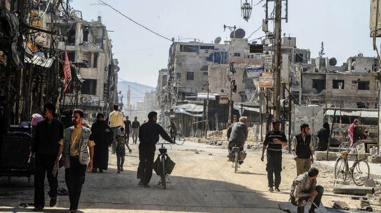 Wer flüchtet, verliert seine Heimat: Wie Assad Millionen Syrer enteignet