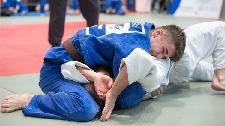 Kurskorrektur: Die Brugger Judokas feiern Doppelsieg