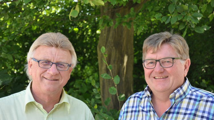 Nach 44 Jahren als Lehrer am Berufsbildungszentrum Freiamt: Rolf Maurer in Pension