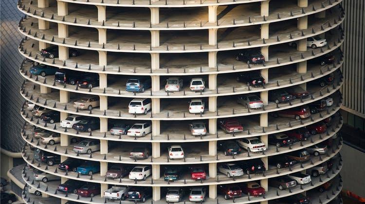 Dank Roboterautos sollen Parkplätze Penthäusern weichen – doch Experten warnen
