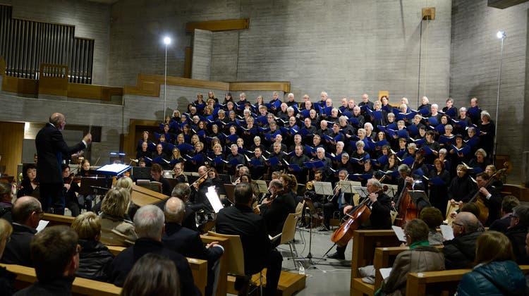 Ein klangprächtiger Bilderbogen: Konzertchor Leberberg begeistert mit Haydn