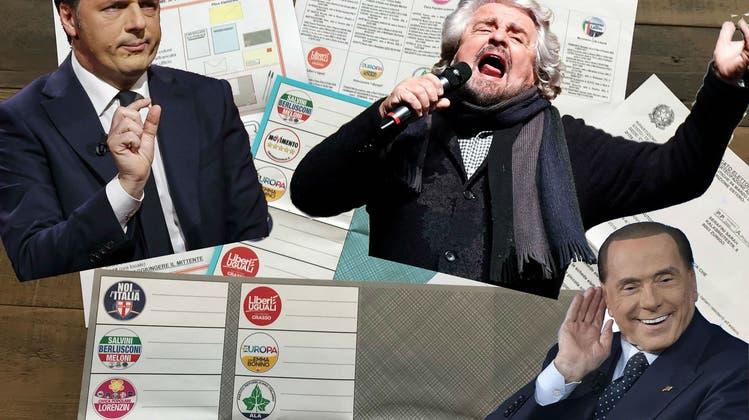Wie ich in Italien wählen wollte – und scheiterte