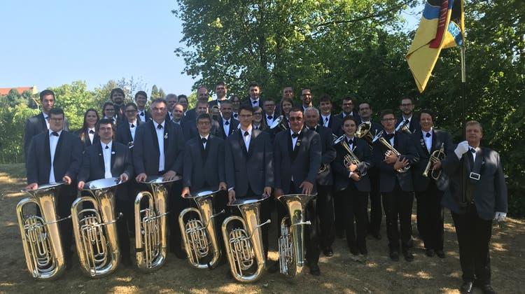 Brass Band Full erneut Aargauermeister
