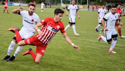 Dietikon mit einem Unentschieden gegen Lenzburg – denn wer die Tore vorne nicht macht...