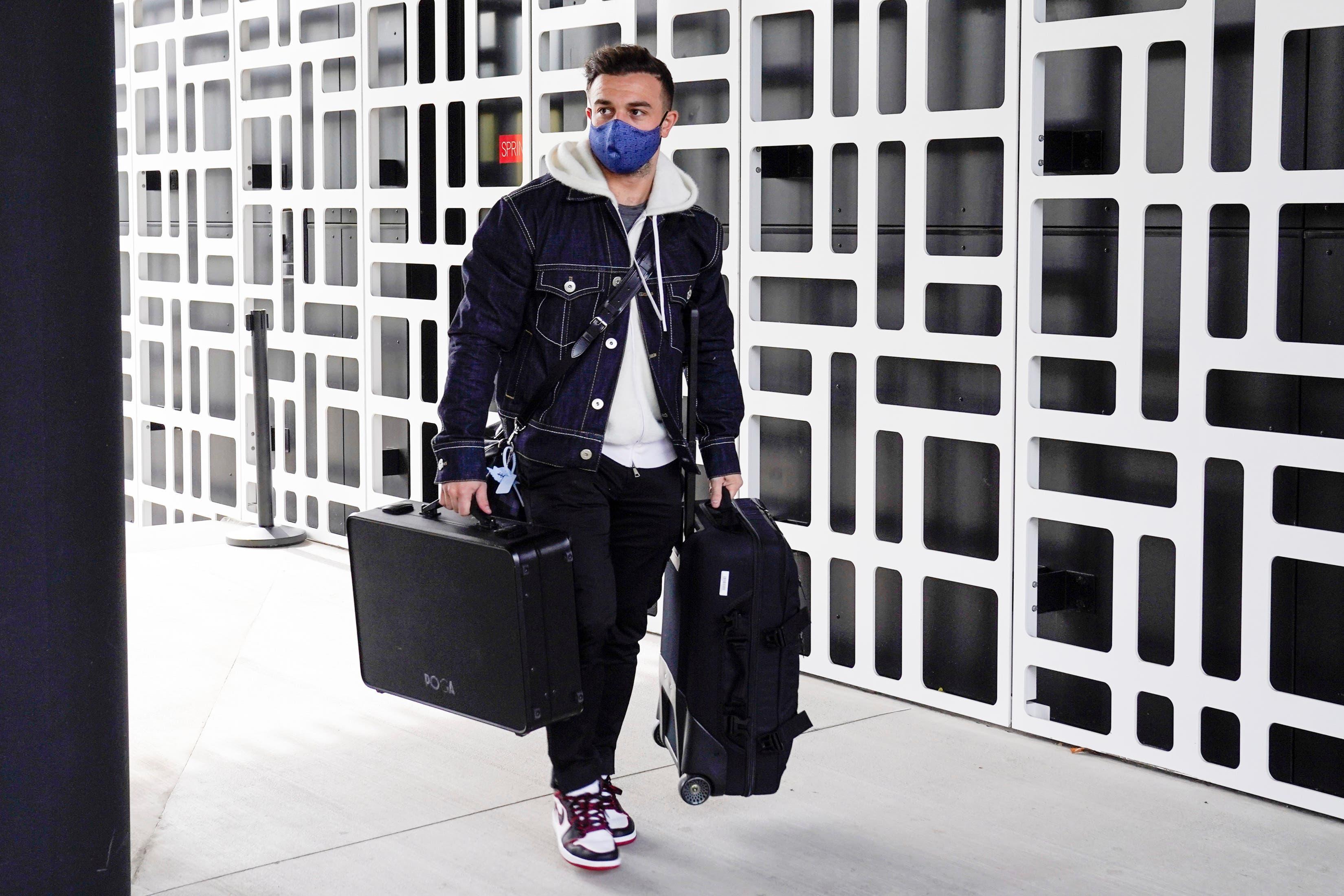 Nach 16-monatiger Absenz ist Xherdan Shaqiri erstmals in die Nationalmannschaft eingerückt: Nun wurde er positiv auf Corona getestet und verpasst die Spiele der Nati.