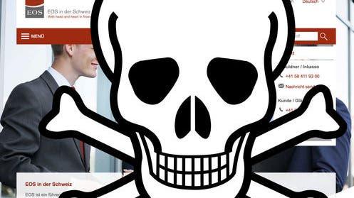 Daten-GAU bei Inkassofirma – angeblich viele Schweizer betroffen