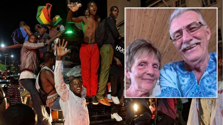 Schweizer Auswanderer nach Mugabe-Rücktritt: «Ein neues Simbabwe ist geboren»