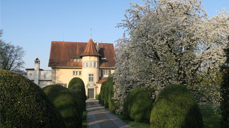 Der Pfeifengeruch hängt noch im Raum: Eine Zeitreise ins Haus des Psychiaters C. G. Jung