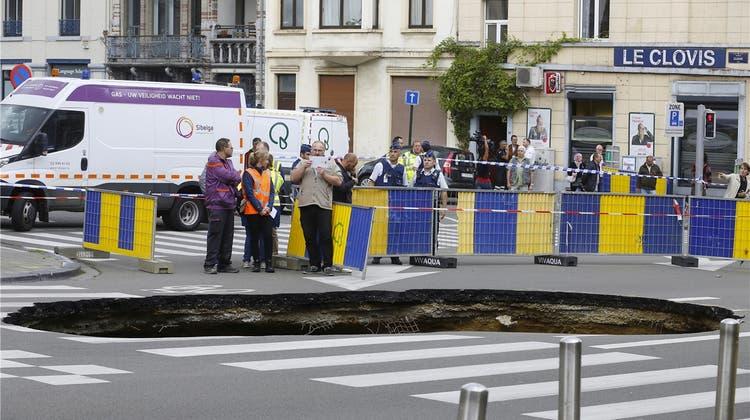 Brüssel bröckelt: EU-Hauptstadt hadert mit maroder Infrastruktur