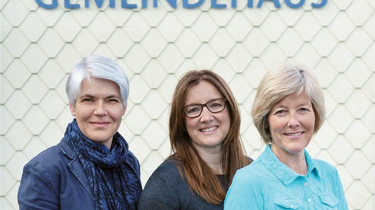 Freie Liste tritt mit drei Frauen an