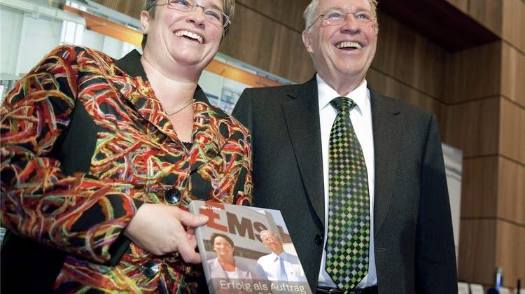 Familie Blocher neu unter den «Top Ten» der reichsten Schweizer – das freut auch den Aargau