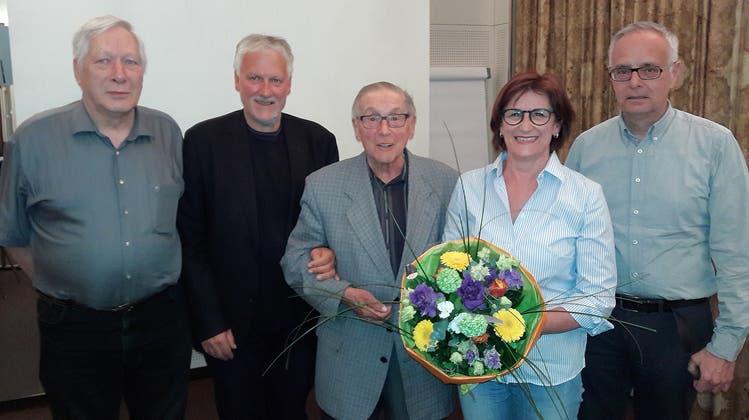 Generalversammlung SP Olten: 70-Jahre-Ehrung und ein Schwerpunktthema