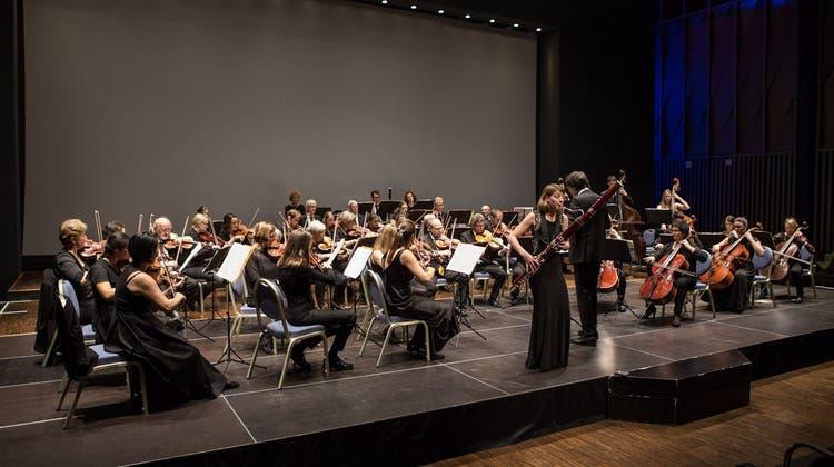 Sinfonia Baden: Der neue Dirigent stellt sich vor