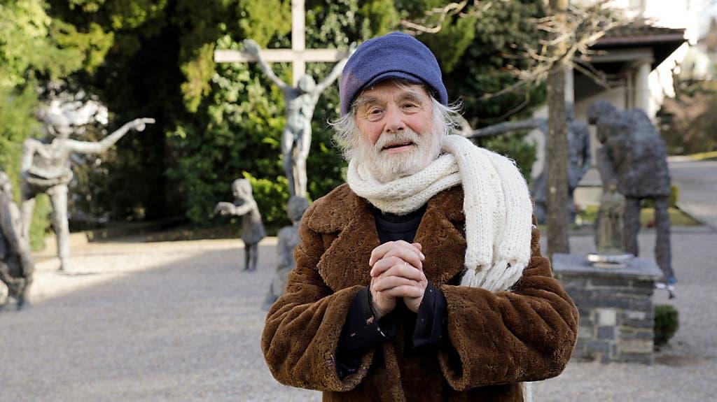 Herz für Obdachlose und Benachteiligte: Der Zürcher Pfarrer Ernst Sieber ist im Alter von 91 Jahren verstorben. (Archivbild)