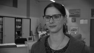 Cynthia Notter, Automechanikerin, Hägglingen: «Es gibt ja viele schöne Orte in der Schweiz, aber ...»