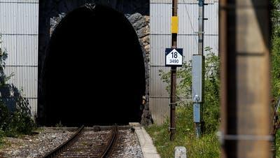 Sanierung des Weissensteintunnels kostet 85 Millionen – Pläne werden bald aufgelegt