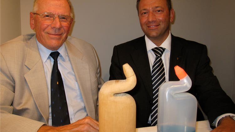 Er hatte den Dreh raus: WC-Ente-Erfinder Walter Düring ist nicht mehr