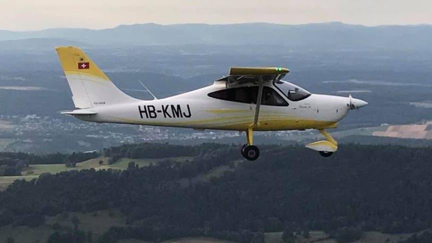 Flugunglück Basler Flugschule
