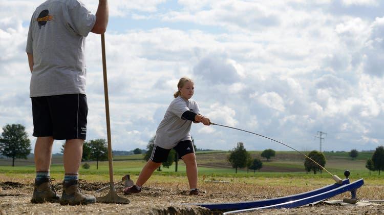 «In keiner anderen Sportart kann ein Vater zusammen mit den Kindern in einer Mannschaft spielen»
