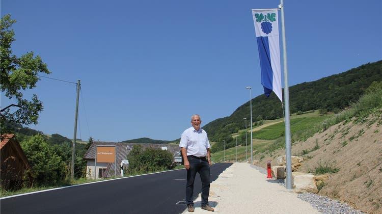 Abgeschlossene Sanierung: Durchfahrt zur Staffelegg ist wieder frei