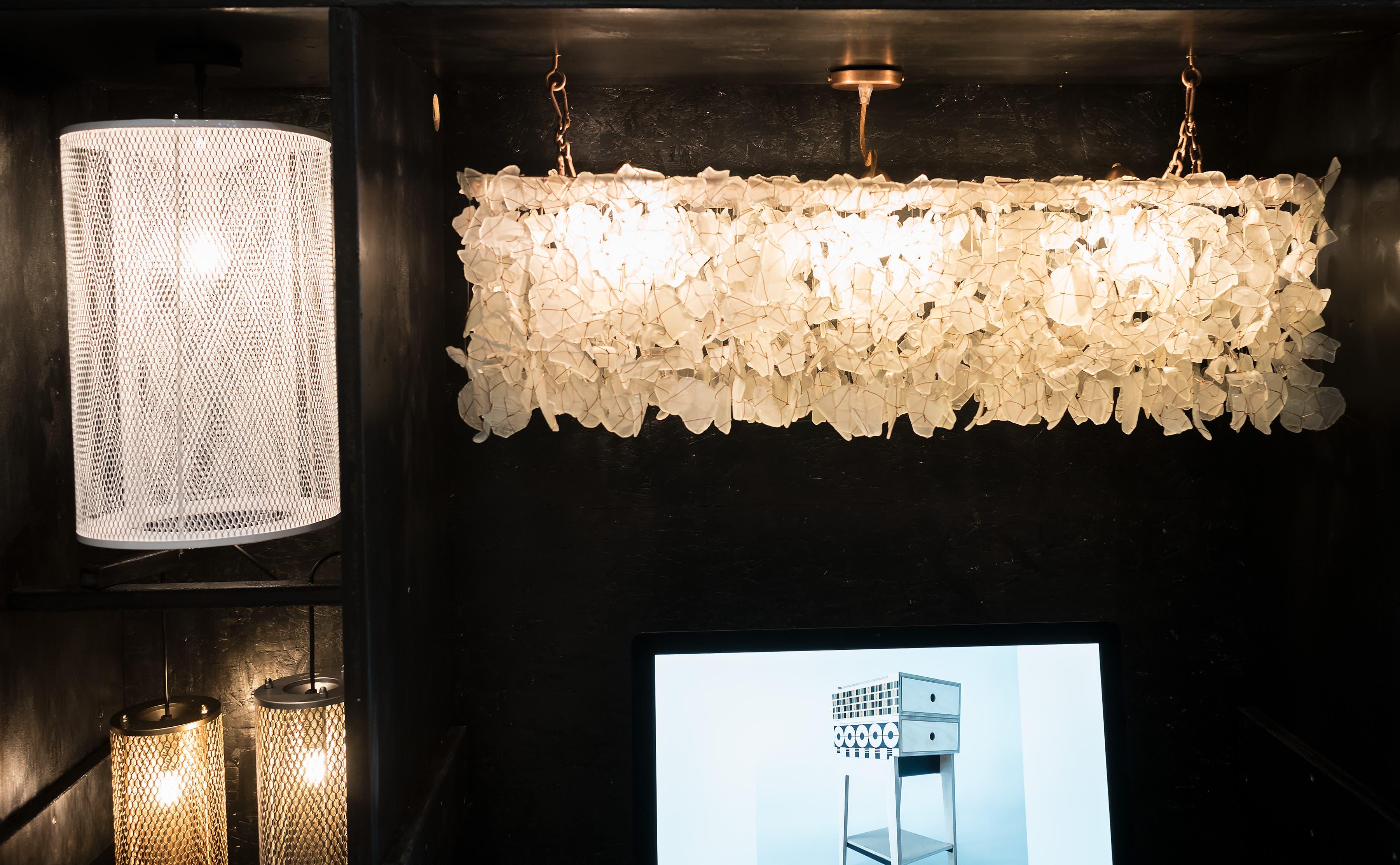 Impressionen von der Designmesse Blickfang Seeberger Möbel