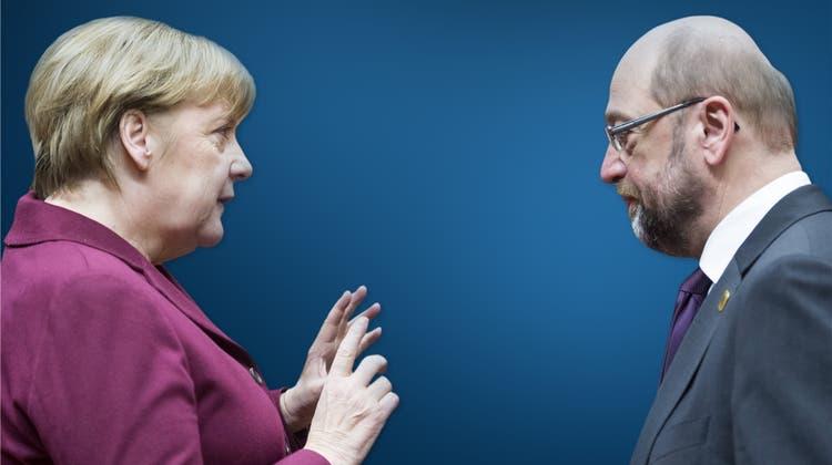 TV-Duell Merkel gegen Schulz: Der Nächste, bitte!