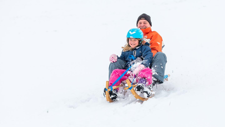 Endlich richtig Schnee im Aargau! Wo man schon Skifahren kann – und wo man sich noch gedulden muss