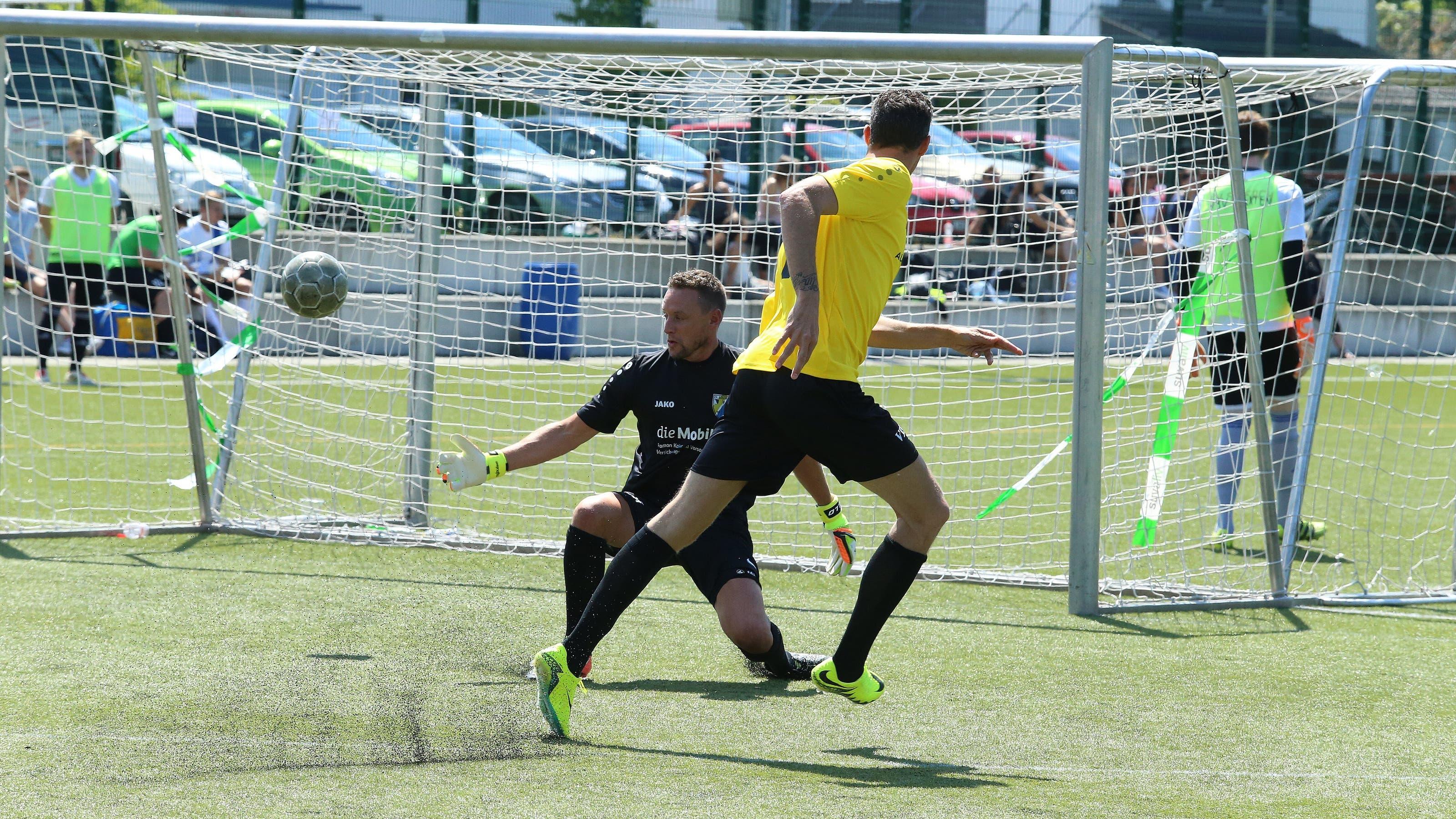 FC Bubendorf Abschiedsturnier Marcel herzog