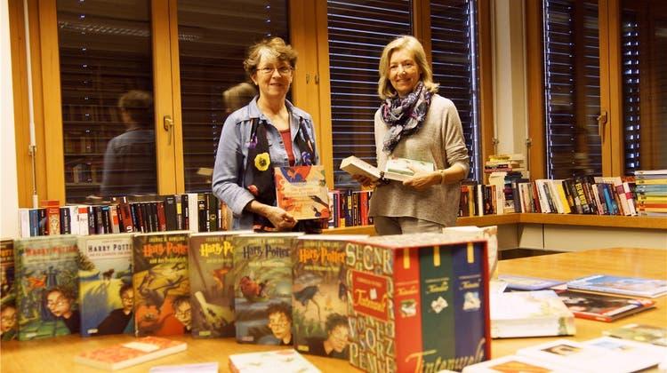 Harry, Heidi und eine 100-jährige Bibel in der Bücherkiste