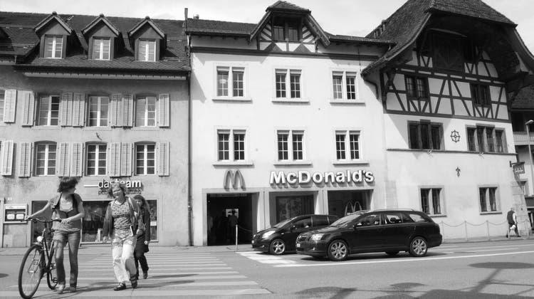 Heute vor 24 Jahren: Das gelbe M kommt nach Aarau