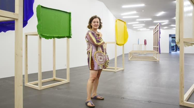 Berner Künstlerin kommt im Kunsthaus Grenchen ihren Vorbildern näher