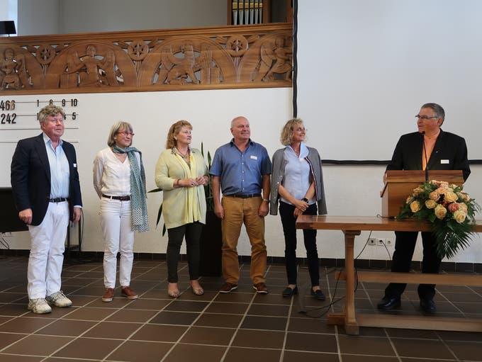 Leserbeitrag - Stadtverein Dietikon Ausflug nach Baden mit