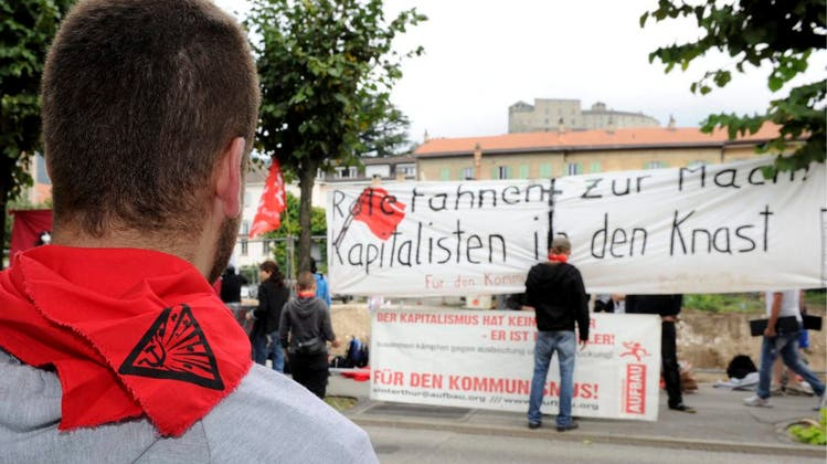 Wegen Aufruf zu Gewalt – Basler Staatsanwaltschaft geht gegen Revolutionären Aufbau vor