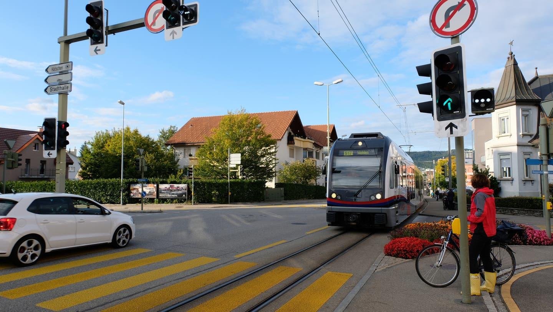 36,1 Millionen Franken: Doppelspur-Ausbau der Bremgarten-Dietikon-Bahn wird konkret