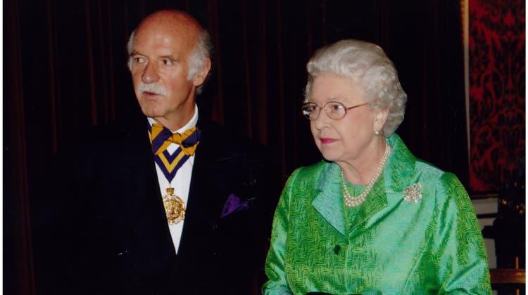 Küchenkrise im Palast der Queen – Schweizer Starkoch Mosimann weiss von nichts