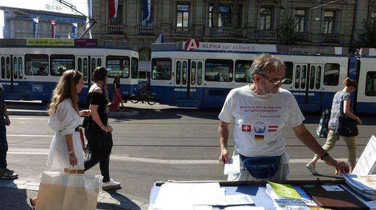 Reformationsabend Verein Deutsche Sprache