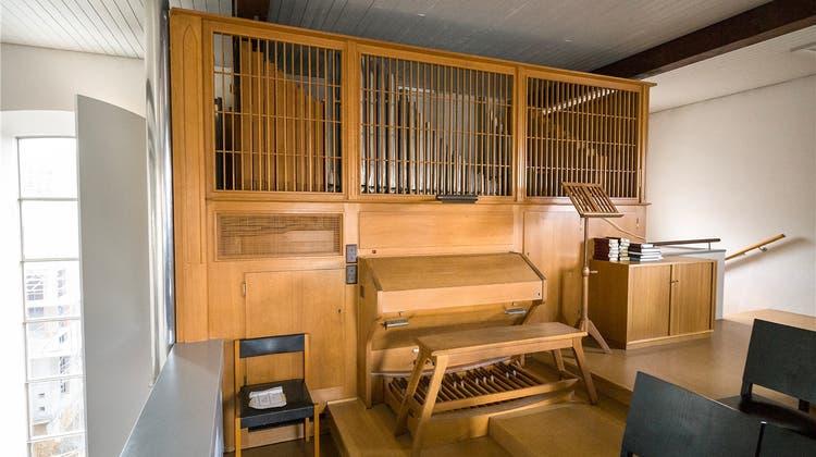 Kein Orgel-Unikat für die Region: Reformierte sprechen sich gegen Renaissance-Instrument aus