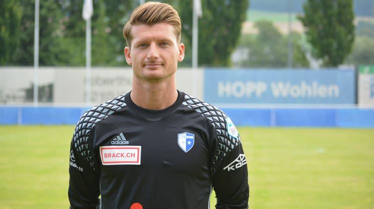 Bisher hoffte er auf Gegentore, jetzt muss er sie verhindern: Tahiraj ist neuer FCA-Goalietrainer