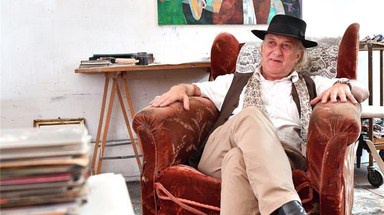 Der alte Wilde: Der Maler Urs Borner auf der Suche nach dem echten Leben