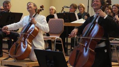 Familienkonzert in Urdorf: virtuoses Cellospiel und spassige Einfälle