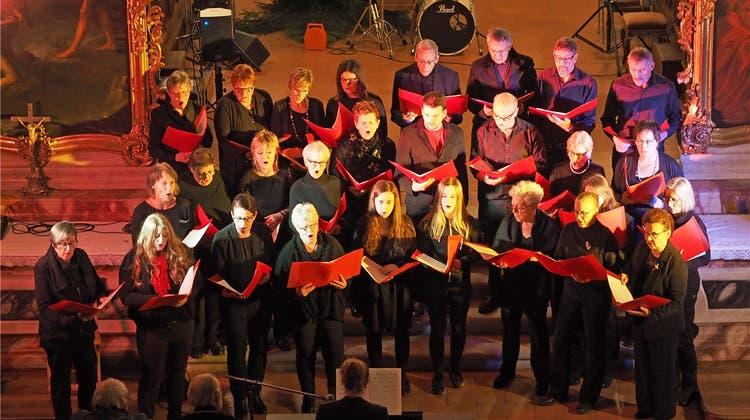Kirchenkonzert in der Stiftskirche als Gemeinschaftswerk
