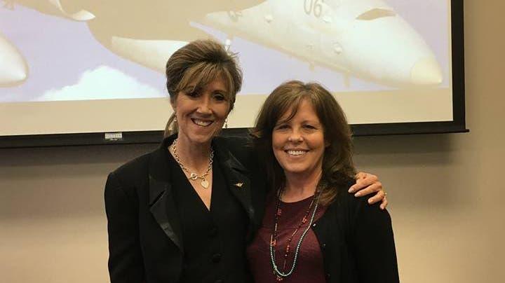 Mit kühlem Kopf notgelandet: Tammie Shults ist die Heldin von Flug 1380