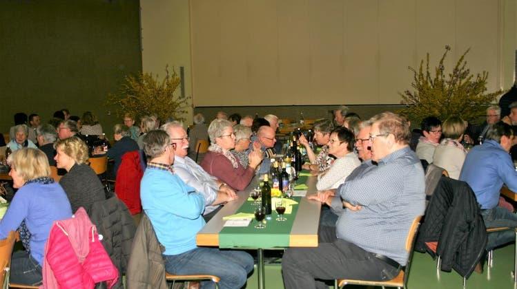 38. Generalversammlung des Obst- und Gartenbauvereins Lostorf